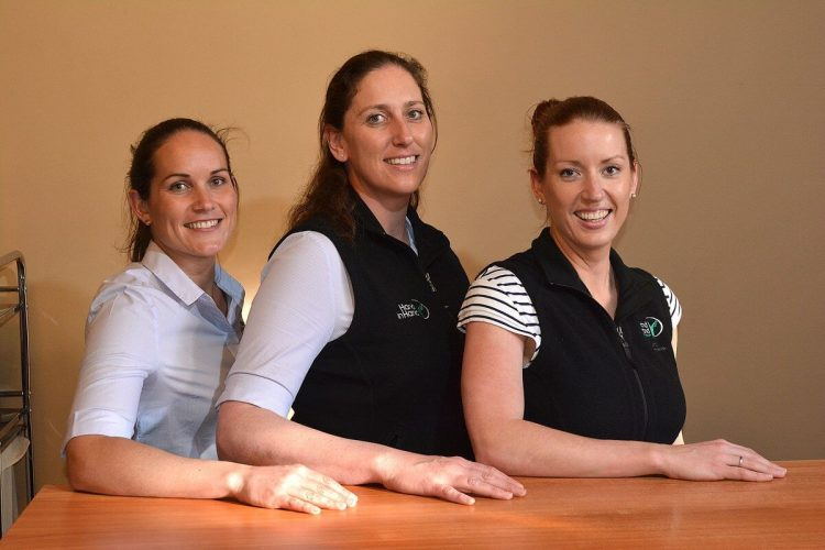 Central Victorian Hand Therapy Staff - Our Team