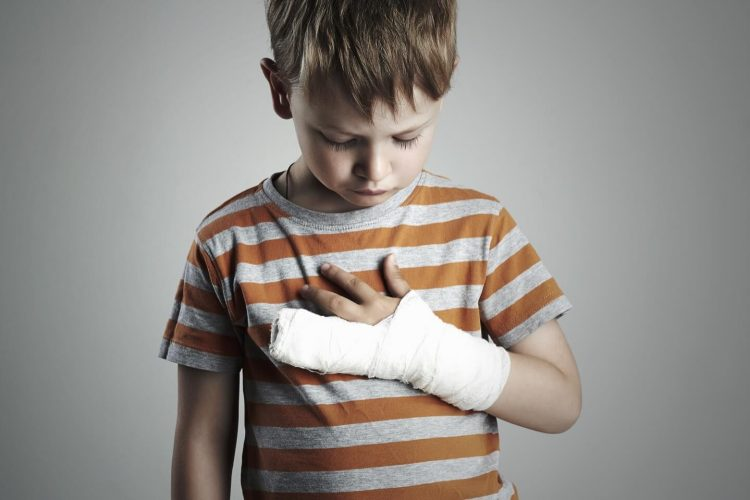 Central Victorian Hand Therapy have extensive experience helping children recover from hand / upper limb injuries
